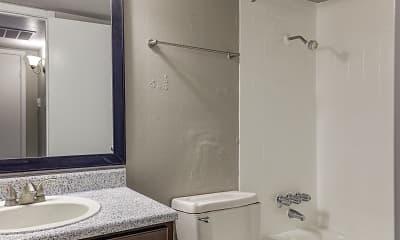 Bathroom, Villas de la Colonia, 2