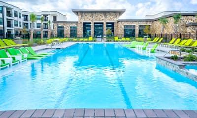 Pool, Parklane Fulshear, 0