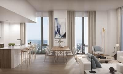 Living Room, The Stella, 2