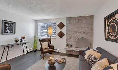 Living Room, 1430 Humboldt, 1