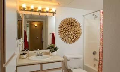 Bathroom, Acacia Park, 2