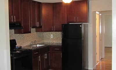 Kitchen, Oxford Heights Apartments, 1