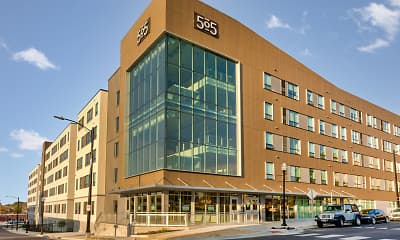 Building, The 505 Student Living, 0