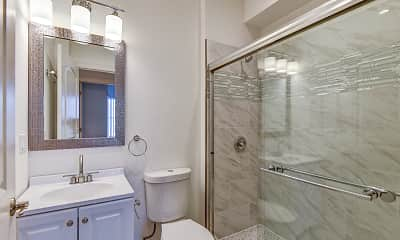 Bathroom, The Legacy Apartments, 2