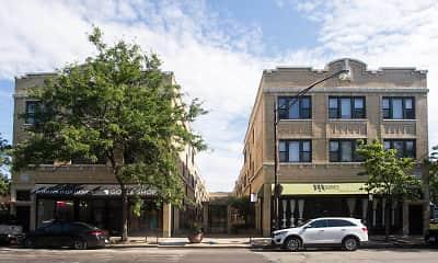 Building, Maple Court, 0