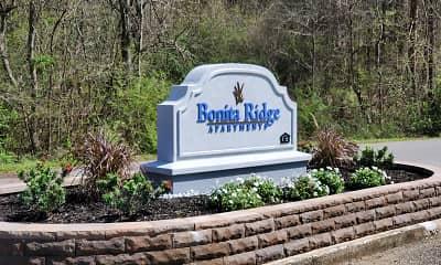 Community Signage, Bonita Ridge, 2