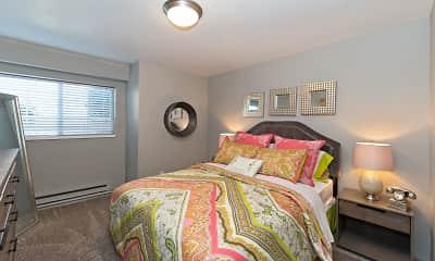 Bedroom, Pavilion Apartment Homes, 1