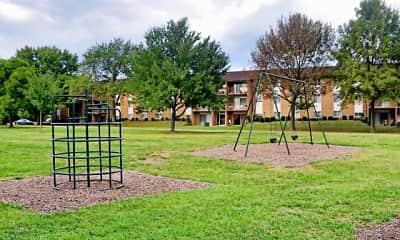Playground, Belmont Park, 2