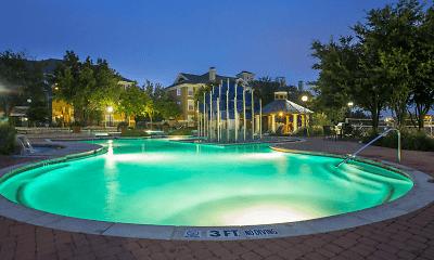 Pool, Grand Venetian at Las Colinas, 2