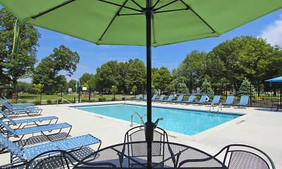 Pool, The Reserve at Lake Pointe, 1