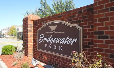 Community Signage, Bridgewater Park Apartments, 2