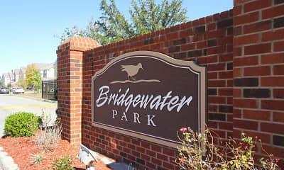 Community Signage, Bridgewater Park Apartments, 2