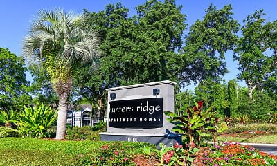Community Signage, Hunter's Ridge at Deerwood, 2