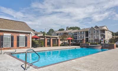 Pool, Park Residences Bienville Apartments, 0