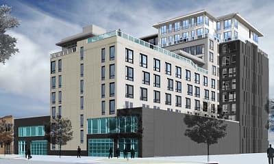 Building, 460 Grand Street, 2