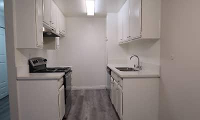 Kitchen, Canyon Drive Manor Apartments, 1