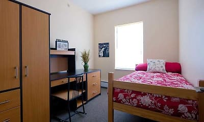 Bedroom, Broad Street Commons, 2