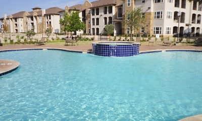 Pool, Sunset Lodge, 1