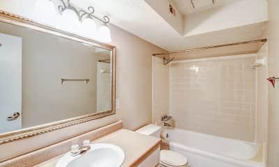 Bathroom, The Park At Westridge, 2
