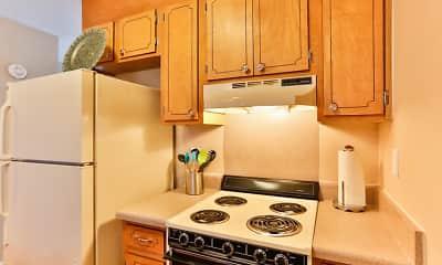 Kitchen, Huntersville Apartments, 0