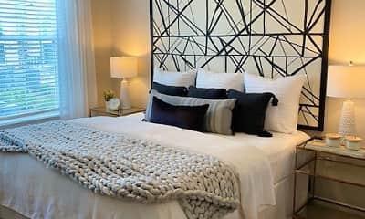 Bedroom, Bon Haven Apartments, 2