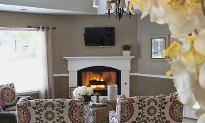 Living Room, The Phoenix of El Paso, 1