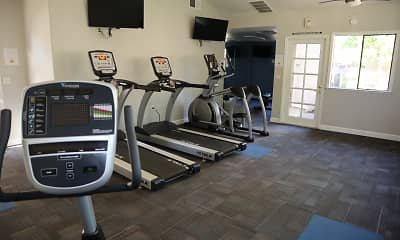 Fitness Weight Room, Arbor Pointe, 2