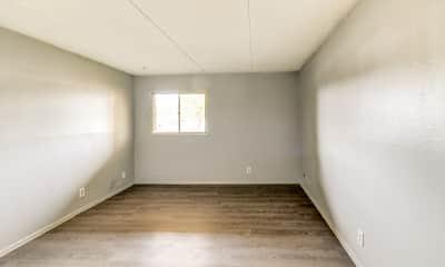 Bedroom, Berridge Villa Apartments, 2