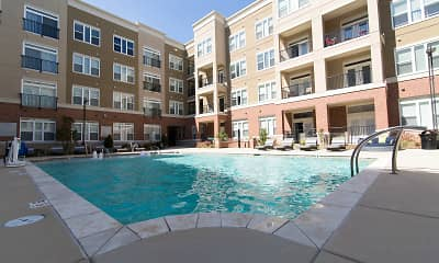Pool, Ayrsley Lofts, 2