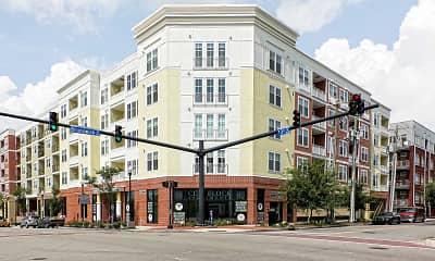 Building, City Block Apartments, 0