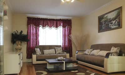 Living Room, Park Haven Place, 1