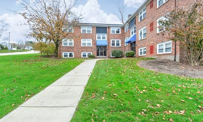 Building, Tanglewood Village Apartments, 1