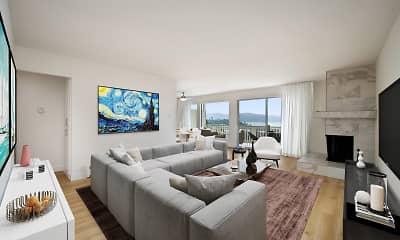 Living Room, 21 Marinero Circle, 1