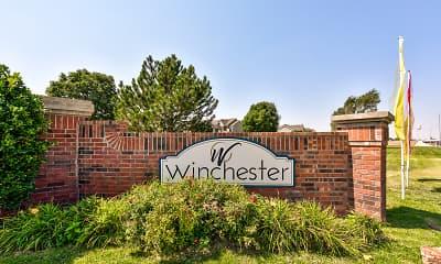 Community Signage, Winchester, 2