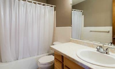 Bathroom, Como Villa Estates, 2