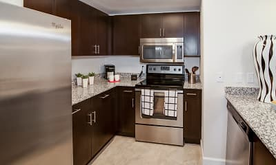 Kitchen, Gran Vista at Doral, 1