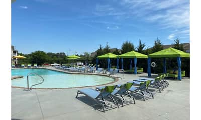 Pool, The Vineyard of Olive Branch, 2