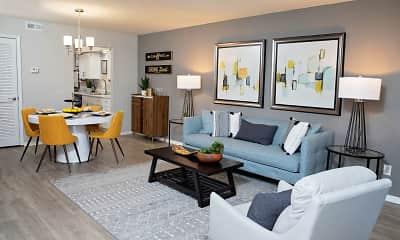 Living Room, ARIUM Trailwood, 1