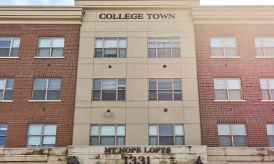 Building, Mt. Hope Lofts At College Town, 0