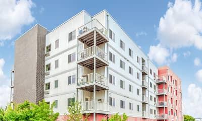 Building, 21 Orange Apartments, 0