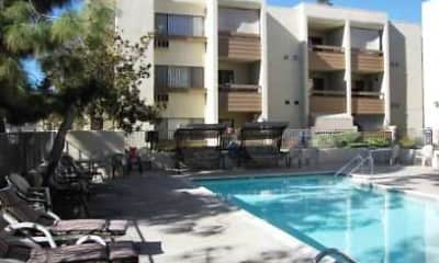 Pool, Guava Gardens- Senior housing, 1