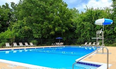 Pool, Strathmore House, 2