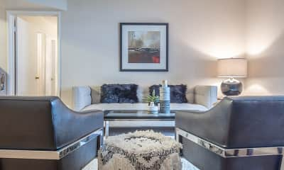 Living Room, Villa de Cortez, 0