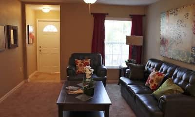 Living Room, Mer Soleil, 1