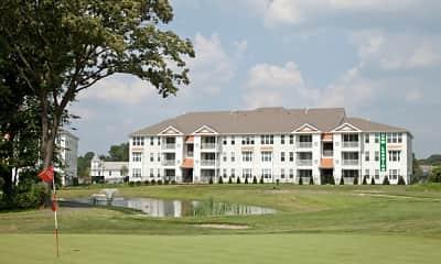 Building, Pennsauken Golf Course Villas, 1