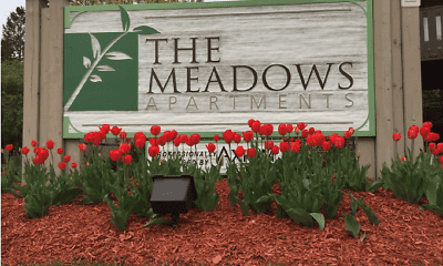 Community Signage, The Meadows Apartments, 0
