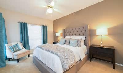 Bedroom, Canyon Creek, 0