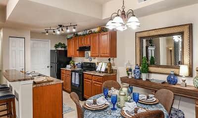 Kitchen, Fountain Villas, 1