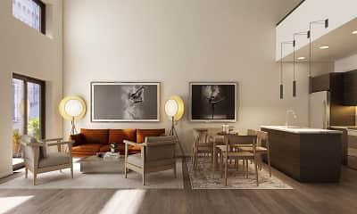 Dining Room, Euclid Grand, 0