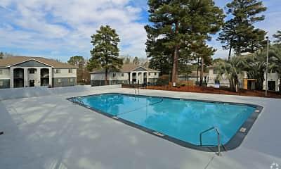 Pool, Waters At Longcreek, 0
